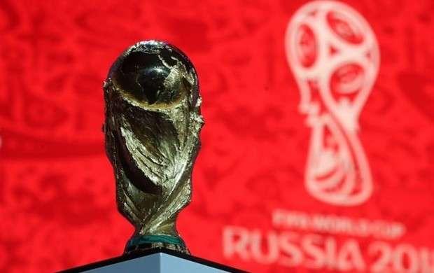 جام جهانی ۲۰۱۸ روسیه به پاکستان رسید