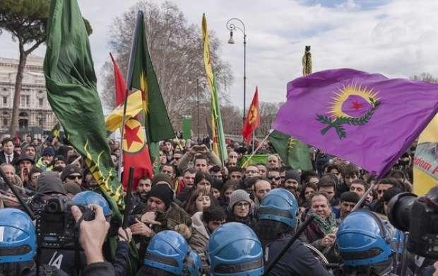 تظاهرات در واتیکان همزمان با سفر اردوغان