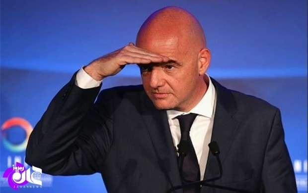تاج با رئیس فیفا ملاقات خواهد داشت؟!
