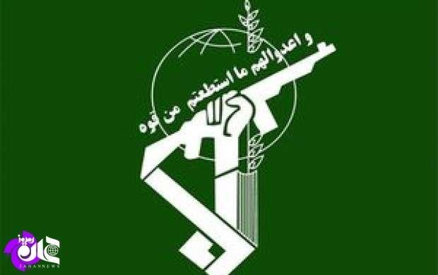 نمایشگاه جلوه های تحول سپاه در دانشگاه امام حسین