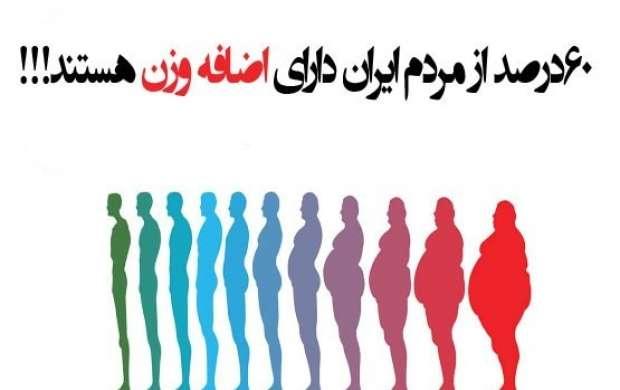 8 خطر مرگ آور «چاقی» در کمین ایرانیان