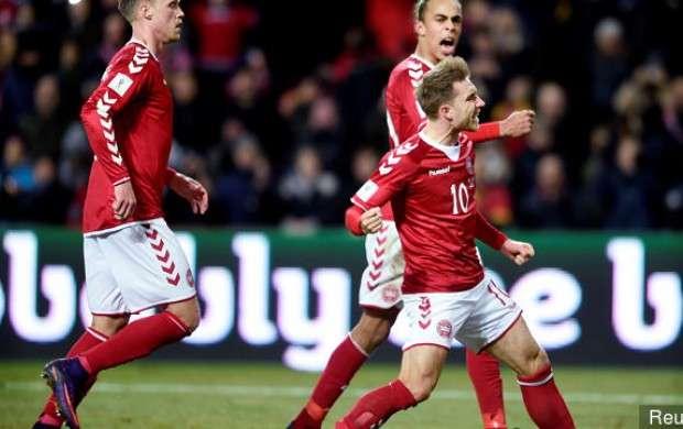 آشنایی با تیم ملی دانمارک در جام جهانی روسیه