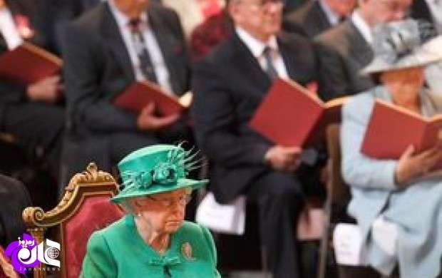 جلسه محرمانه برای جانشینی ملکه انگلیس