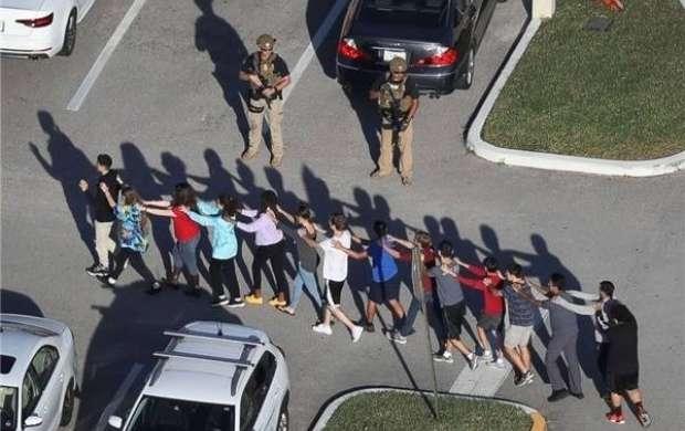 تعداد قربانیان تیراندازی در فلوریدا به 17 نفر رسید