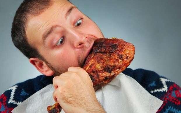 آهسته غذاخوردن شیوه ای مناسب برای کاهش وزن