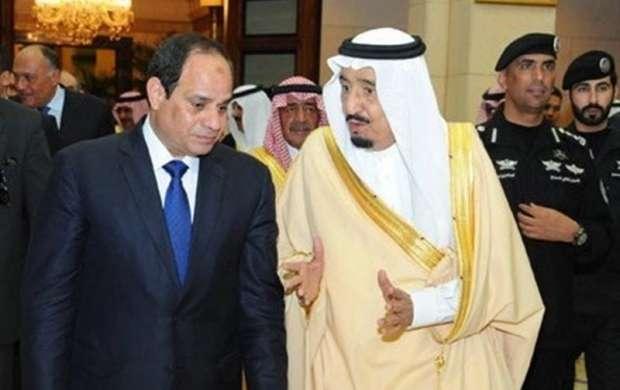 فاصله گرفتن مصر از عربستان و امارات