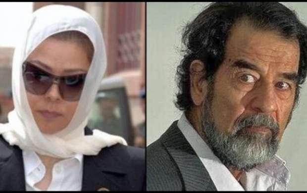 خودداری اردن از تحویل دختر صدام به عراق