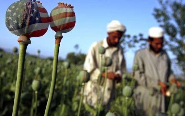 فعالیت سیا و موساد در تجارت مواد مخدر