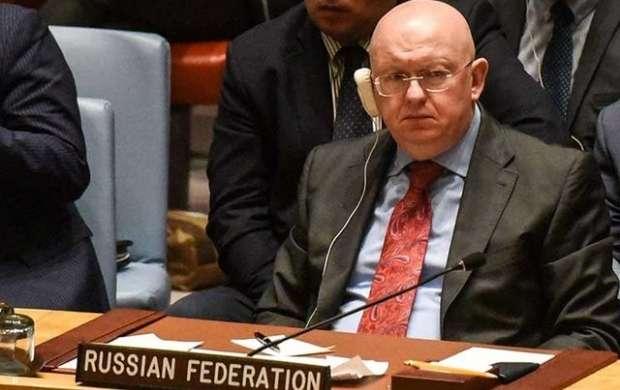 نماینده روسیه نیکی هیلی را مسخره کرد