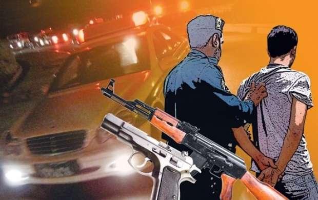 سرقت های کوچک با چاشنی خشونت