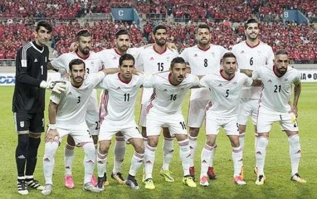 برنامه دیدارهای تیم ملی فوتبال ایران تا 4 تیر97