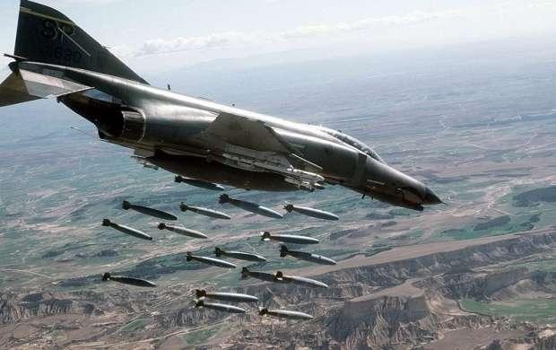 ارتش ترکیه شمال شرق عفرین را بمباران کرد