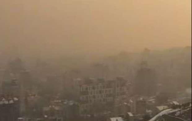 هوای تهران بازهم «ناسالم» شد