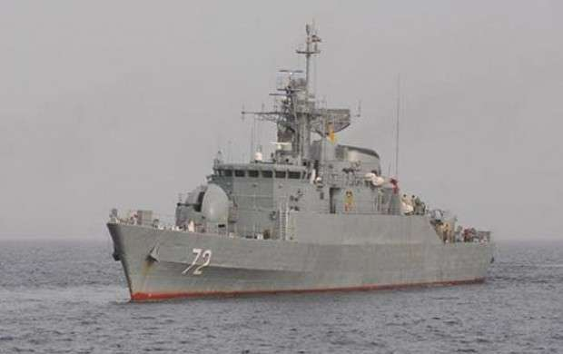 ۳ ناو جنگی ایرانی در سریلانکا پهلو گرفتند