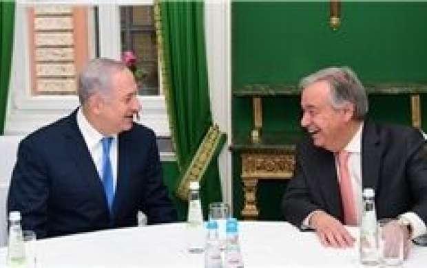نتانیاهو: نمی گذاریم ایران در سوریه قدرت بگیرد