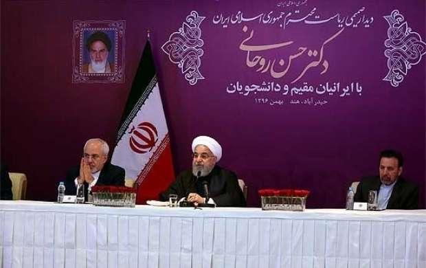 ایران می توانداتصال دهنده هندبه روسیه و اروپا باشد