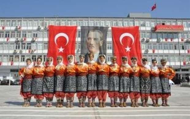 ترک ها تمامی میراث تمدنی سایراقوام را ازبین بردند