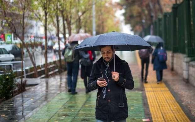 هوای تهران سالم است/ وزش باد شدید در پایتخت