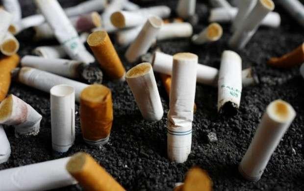 خبر بد برای سیگاری ها
