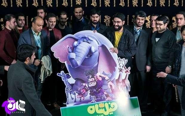 بازی داوران جشنواره فیلم فجربا یک انیمیشن سینمایی!