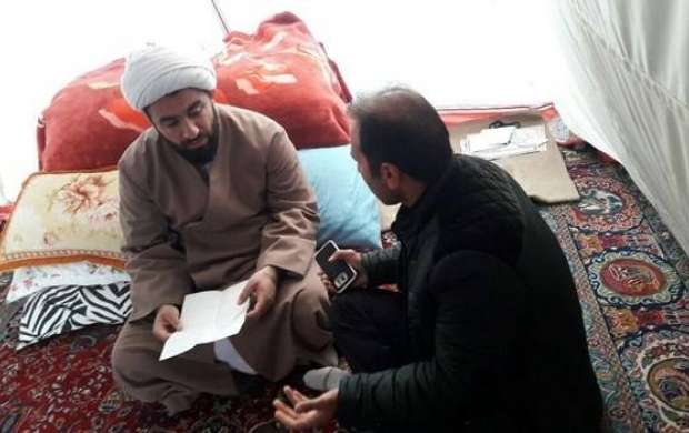 روایتی از امام جمعه فداکار سرپل ذهاب +عکس