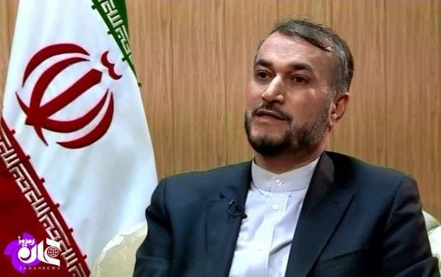 امیرعبداللهیان: دقیق ترین تصمیم را در سوریه گرفتیم