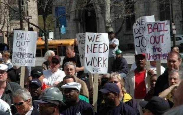 نرخ بیکاری کشورهای توسعه  یافته چقدر است؟