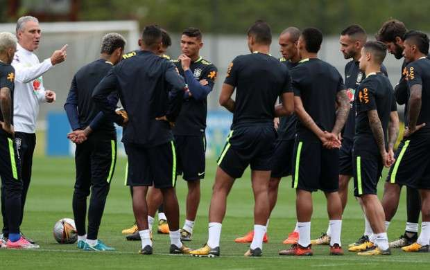 لیست تیم ملی برزیل برای حضور در جام جهانی