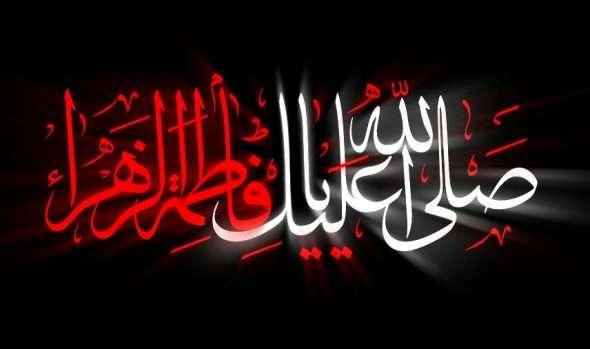 اندوه امیرالمومنین(ع)هنگام دفن حضرت زهرا(س)