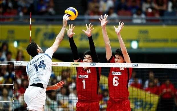 تیم ملی والیبال ایران به ژاپن و استونی دعوت شد