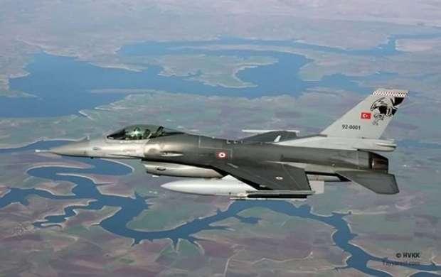 بمباران مناطق مرزی اربیل توسط ترکیه
