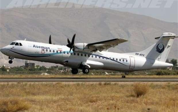 جزئیات سقوط هواپیمای تهران-یاسوج