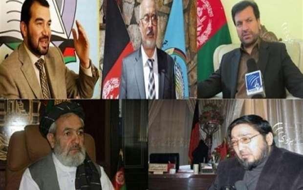 رئیس جمهور افغانستان ۵ والی را برکنار کرد