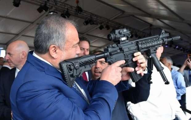 لیبرمن فلسطینی ها را تهدید کرد