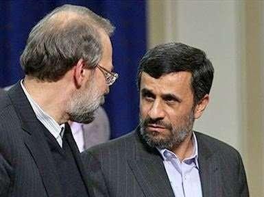 اختلاف احمدی نژاد و لاریجانی ها از کجا شروع شد؟