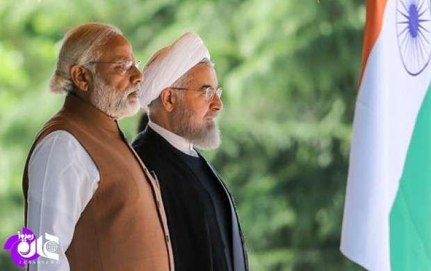 ارتباط سفر روحانی به هند با عدم بازگشت درآمد نفتی