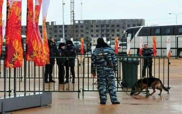 حمله تروریستی داعش در داغستان روسیه