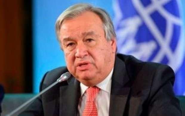 تسلیت سازمان ملل واتحادیه اروپابرای سقوط هواپیما