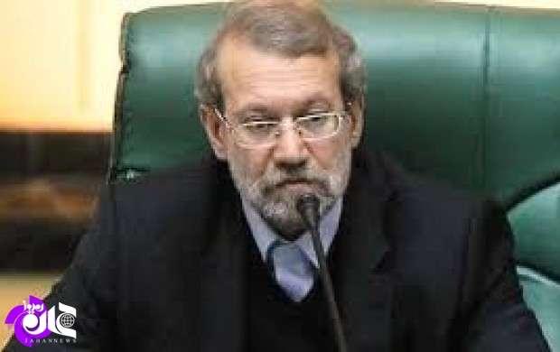 تأکید لاریجانی بر پیگیری فرمایشات رهبر انقلاب