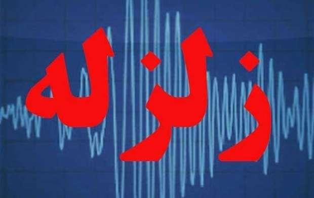 زلزله 3.5 ریشتری رامسر را لرزاند