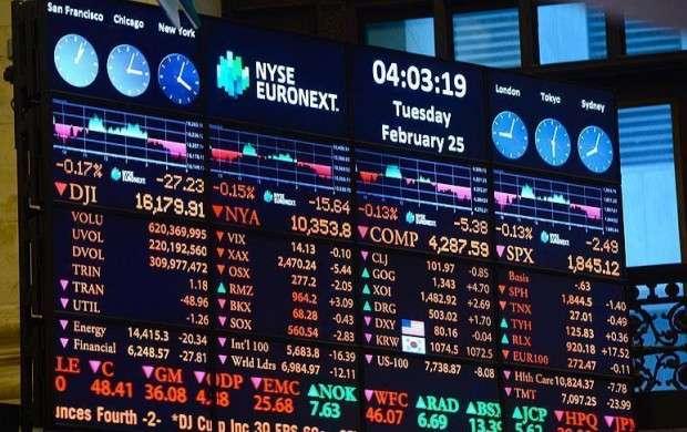 افزایش ارزش سهام در بورس های اروپایی