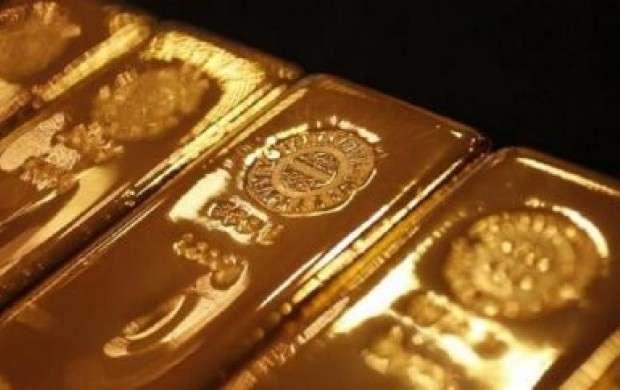 قیمت طلای جهانی به مرز ۱۳۵۰ دلار صعود کرد