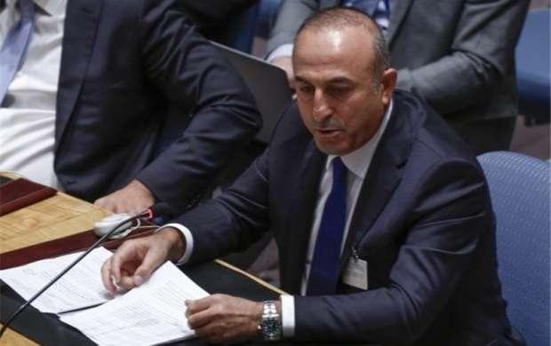 واکنش ترکیه به ورود نیروهای سوری به عفرین