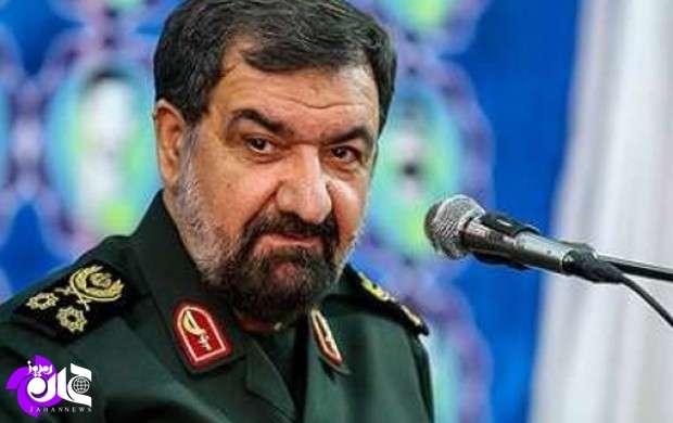 محسن رضایی رژیم صهیونیستی را تهدید کرد