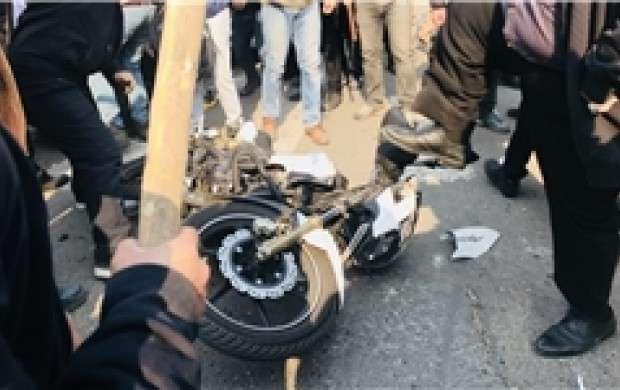 ۳شهید و چند مجروح ماموران انتظامی در پی حمله «اتوبوس دیوانه» دراویش