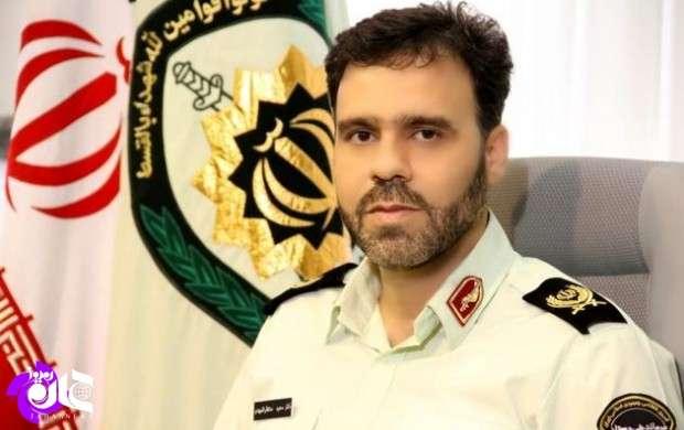 دستگیری عوامل شهادت سه مأمور پلیس تهران