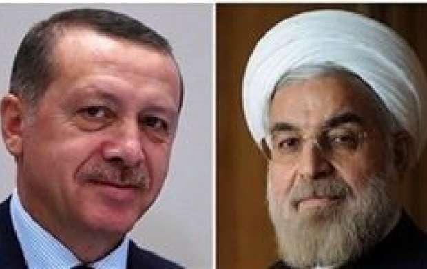 روحانی در گفتگوی تلفنی با اردوغان چه گفت؟