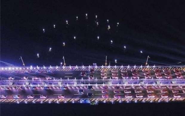 رونمایی از طولانی ترین پل دریایی جهان +عکس