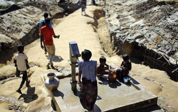 تعداد آوارگان روهینگیا از ۶۸۰ هزار نفر گذشت