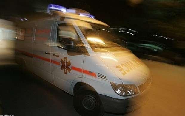 یک کشته در سقوط بار تریلر روی خودروی پراید